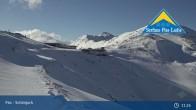 Archived image Webcam Schönjochbahn ski lift 05:00