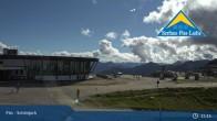 Archived image Webcam Schönjochbahn ski lift 14:00