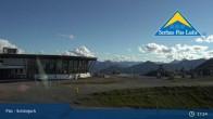 Archived image Webcam Schönjochbahn ski lift 16:00