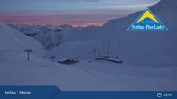 Archived image Webcam Masner Mountain - Serfaus Fiss Ladis 21:00
