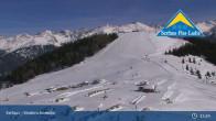 Archiv Foto Webcam Kinderschneealm Serfaus 14:00