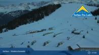 Archiv Foto Webcam Kinderschneealm Serfaus 19:00