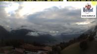 Archiv Foto Webcam Mösern bei Seefeld: Hotel Habhof 17:00