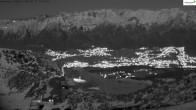 Archiv Foto Webcam Glungezer Karwendel 18:00