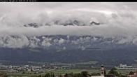 Archiv Foto Webcam Glungezerblick 08:00