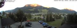 Archiv Foto Webcam Zöblen: Hotel Wildanger 00:00