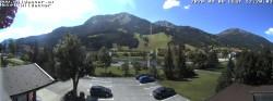 Archiv Foto Webcam Zöblen: Hotel Wildanger 06:00