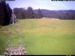 Archiv Foto Webcam Wannenjochbahn Talstation 02:00