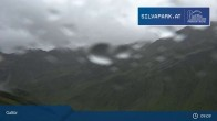 Archived image Webcam Ballunspitzbahn - Galtür 03:00