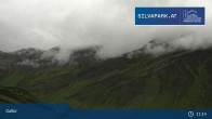 Archived image Webcam Ballunspitzbahn - Galtür 05:00
