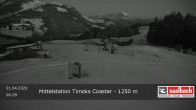 Archiv Foto Webcam Mittelstation Timoks Coaster 05:00