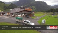 Archived image Webcam Intermediate Station TImoks Coaster 00:00