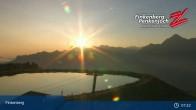 Archiv Foto Webcam Finkenberg: Penkenjoch (2.095 Meter) 01:00