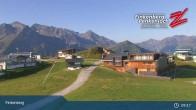 Archiv Foto Webcam Finkenberg: Penkenjoch (2.095 Meter) 03:00