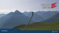 Archiv Foto Webcam Finkenberg: Penkenjoch (2.095 Meter) 05:00