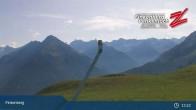 Archiv Foto Webcam Finkenberg: Penkenjoch (2.095 Meter) 07:00