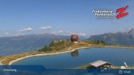 Archiv Foto Webcam Finkenberg: Penkenjoch (2.095 Meter) 09:00