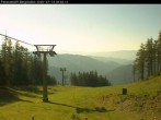 Archiv Foto Webcam Bergstation Panoramalift, Brunnalm Hohe Veitsch 02:00