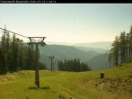 Archiv Foto Webcam Bergstation Panoramalift, Brunnalm Hohe Veitsch 04:00