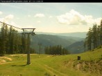 Archiv Foto Webcam Bergstation Panoramalift, Brunnalm Hohe Veitsch 06:00