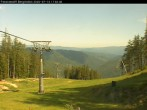 Archiv Foto Webcam Bergstation Panoramalift, Brunnalm Hohe Veitsch 10:00