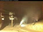 Archiv Foto Webcam Bergstation Panoramalift, Brunnalm Hohe Veitsch 22:00