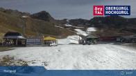 Archiv Foto Webcam Hochgurgl: Top-Express und Schermerbahn 14:00