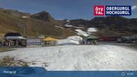 Archiv Foto Webcam Hochgurgl: Top-Express und Schermerbahn 15:00