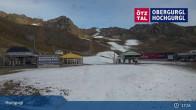 Archiv Foto Webcam Hochgurgl: Top-Express und Schermerbahn 16:00