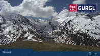 Archived image Webcam Obergurgl Ski Resort - Hohe Mut Mountain 05:00