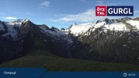 Archived image Webcam Obergurgl Ski Resort - Hohe Mut Mountain 01:00
