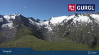 Archived image Webcam Obergurgl Ski Resort - Hohe Mut Mountain 03:00