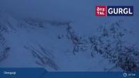 Archived image Webcam Obergurgl Ski Resort - Hohe Mut Mountain 01:00