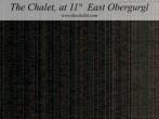 Archived image Webcam The Chalet at 11º East, Obergurgl 22:00