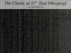Archived image Webcam The Chalet at 11º East, Obergurgl 00:00