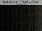 Archiv Foto Webcam Obergurgl - The Chalet at 11º East 22:00