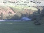 Archiv Foto Webcam Obergurgl - The Chalet at 11º East 02:00