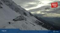 Archiv Foto Webcam Bergstation Seegrube 01:00
