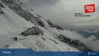 Archiv Foto Webcam Bergstation Seegrube 03:00