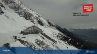 Archiv Foto Webcam Bergstation Seegrube 05:00