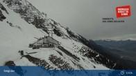 Archiv Foto Webcam Bergstation Seegrube 07:00