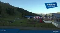 Archiv Foto Webcam Nauders Reschenpass Bergstation 01:00