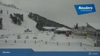 Archiv Foto Webcam Nauders Reschenpass Bergstation 05:00