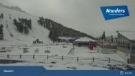Archiv Foto Webcam Nauders Reschenpass Bergstation 07:00