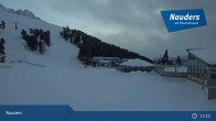 Archiv Foto Webcam Nauders Reschenpass Bergstation 13:00