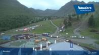 Archiv Foto Webcam Nauders Reschenpass Bergstation 23:00