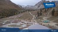 Archiv Foto Webcam Nauders Reschenpass Bergstation 19:00