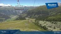 Archiv Foto Webcam Bergstation Zirmbahn (Nauders) 05:00