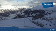 Archiv Foto Webcam Bergstation Zirmbahn (Nauders) 03:00