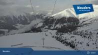 Archiv Foto Webcam Bergstation Zirmbahn (Nauders) 09:00
